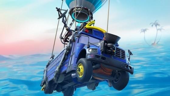 Fortnite : leak nouvelle saison, l'icône révélée par erreur sur le PlayStation Store