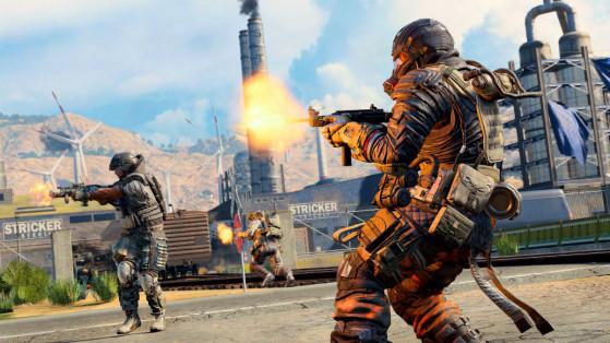 Call of Duty 2020 : un retour de BlackOut possible ?