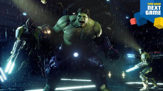 Marvel's Avengers : au lancement de la PS5 et de la Xbox Series X