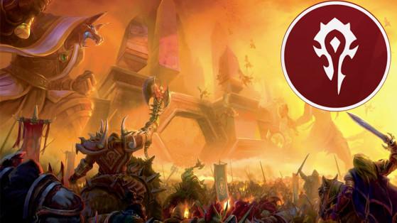 WoW Classic : Effort de guerre d'Ahn'Qiraj de la Horde
