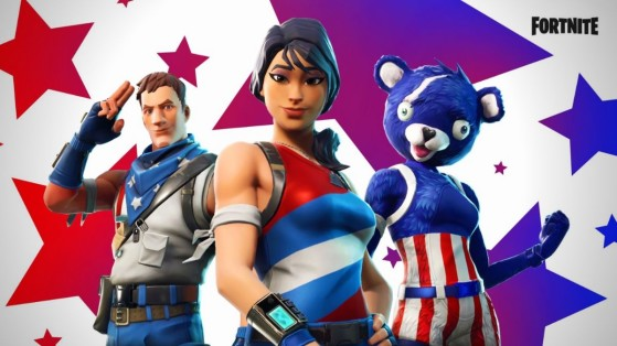 Boutique Fortnite du 4 juillet 2020