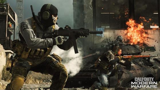 Modern Warfare Warzone : mise à jour de la playlist du 07 juillet