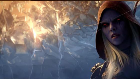 WoW : L'identité du boss final de Shadowlands a été dévoilée