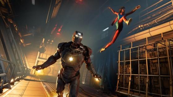 Marvel's Avengers : Des défis communautaires et des skins exclusifs sur PS4 et PS5