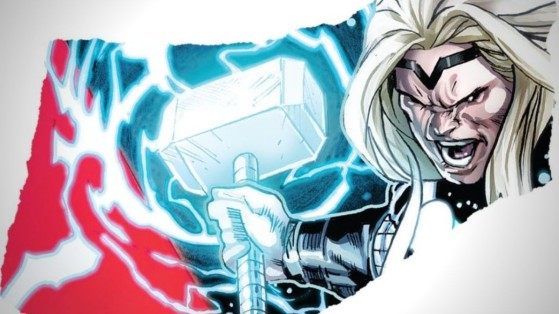 Fortnite saison 4 : teaser partie 2, arrivée de Thor sur l'île