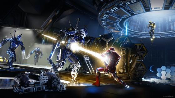 Marvel's Avengers : Abris secrets du SHIELD, missions secrètes