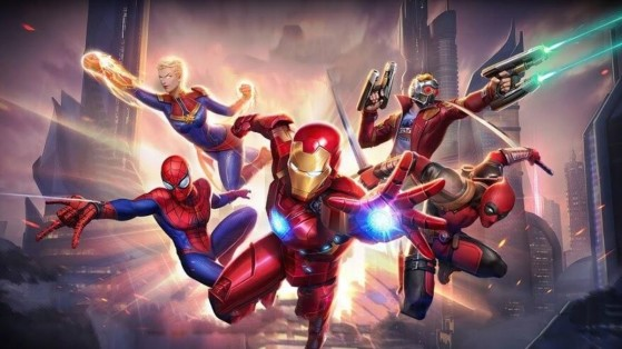 NetEase et ESL s'associent pour développer l'esport mobile via Marvel Super War