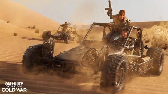Black Ops Cold War : l'armurerie et les scoresteaks