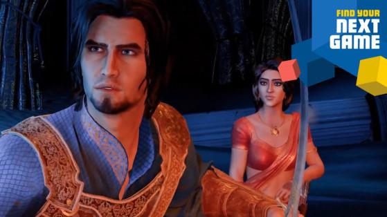 Prince Of Persia : Les Sables du Temps Remake, trailer