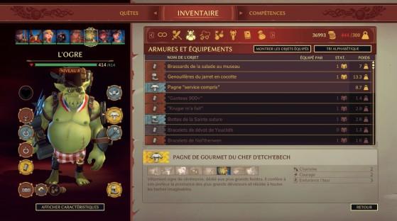 L'Ogre serait-il devenu Meilleur Ouvrier de France ? - Millenium