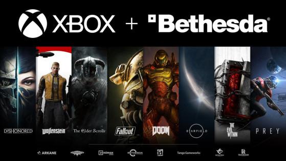 Xbox Series X l S : Microsoft rachète Bethesda (Doom, The Elder Scrolls) pour 7,5 milliards