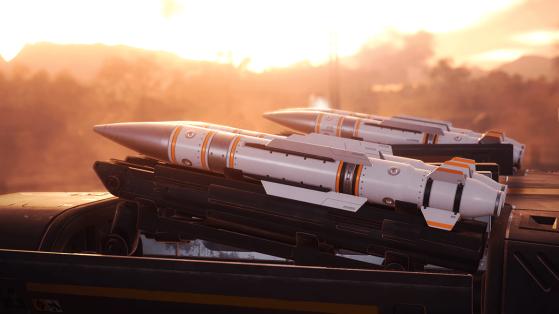 Star Citizen : Explications sur les changements des missiles et contre-mesures pour le patch 3.11