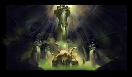 Le lieu de résidence du margrave de la Maison des Assemblages - World of Warcraft