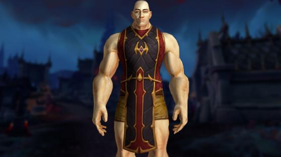 Le Tabard de la cour des Moissonneurs - World of Warcraft
