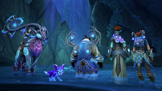 Des récompenses cosmétiques uniques pour chaque Congrégation ! - World of Warcraft
