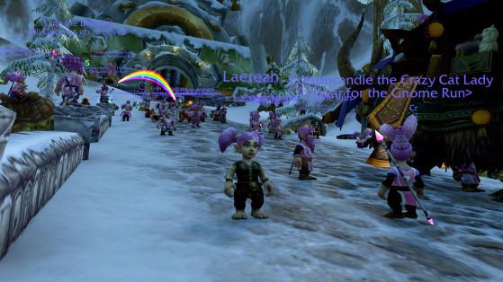 C'est moi ! Oui oui ! - World of Warcraft