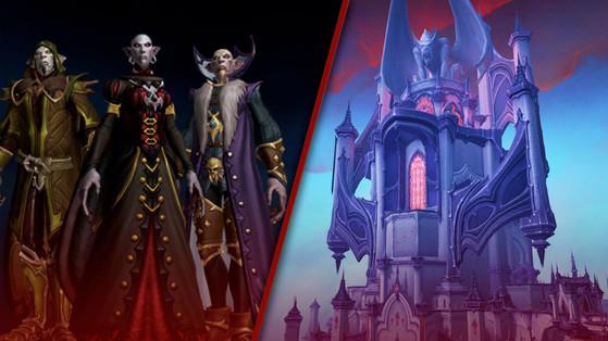 WoW Shadowlands : Le conseil du Sang, Boss Château Nathria, Guide