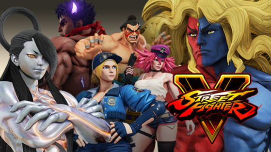 Street Fighter V : le Season 4 Character Pass testable gratuitement