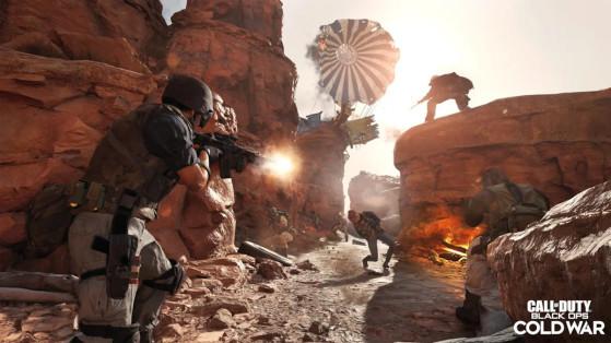 Call of Duty Black Ops Cold War : Heure de la bêta ouverte PS4