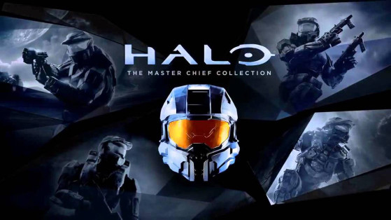 Halo master chief collection mise à niveau Xbox Series X/S
