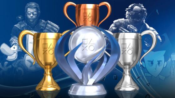 Les trophées PS5 seront sauvegardés avec une courte vidéo