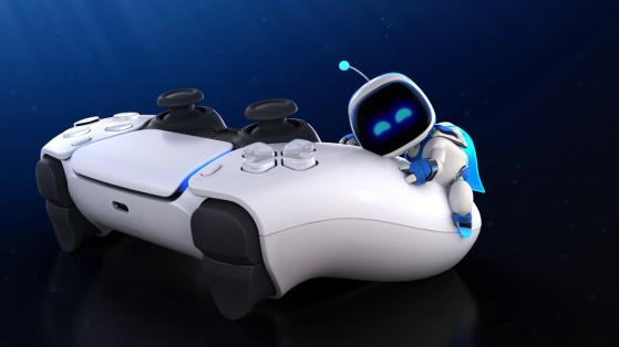 Test de Astro's Playroom PS5