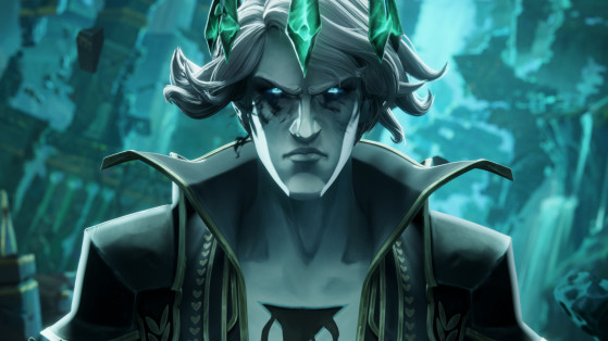 Et si The Ruined King était le premier champion League of Legends de 2021 ?