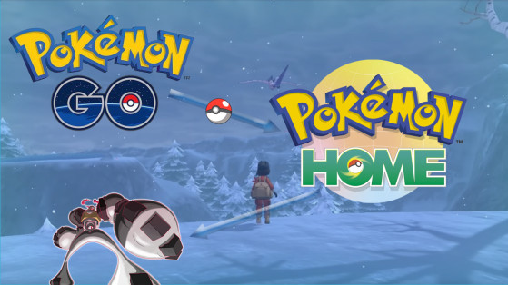 Melmetal Gigamax offert dans le Pokémon HOME grâce à Pokémon GO