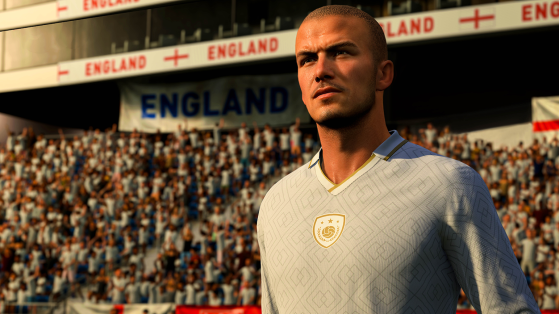 David Beckham débarque sur FIFA 21 !