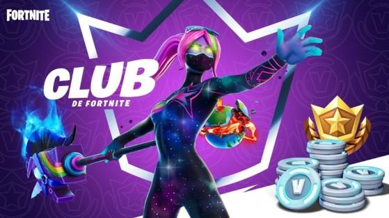 Club de Fortnite (Fortnite Crew) : l'abonnement mensuel arrive sur le BR de Epic Games