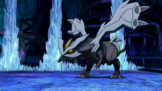 Kyurem et Méga-Blizzaroi dans les prochains raids de Pokémon GO