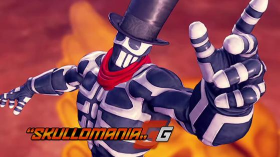 Un nouveau costume tiré de Fighting Ex Layer arrive dans Street Fighter V
