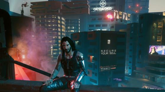 Soluce Cyberpunk 2077 : Toutes les fins et comment y accéder