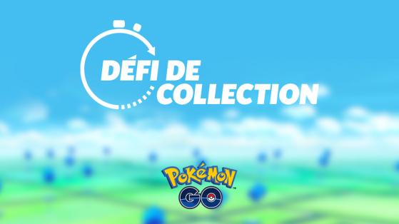 Les Défis de collection débarquent dans Pokémon GO