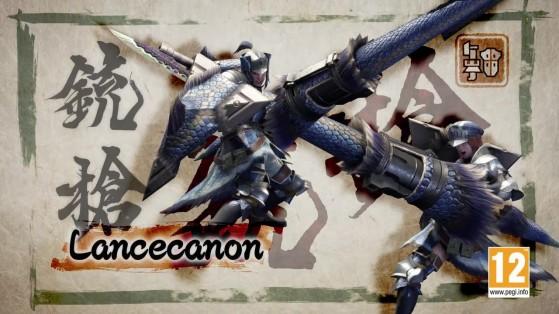 Lancecanon Monster Hunter Rise, tutoriel, guide commandes, combos