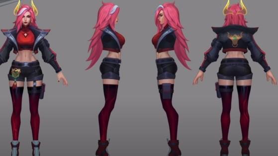 Wild Rift : Miss Fortune aura un skin uniquement sur LoL mobile