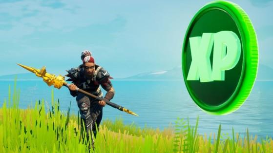 Fortnite : pièces XP saison 5 semaine 7, où les trouver