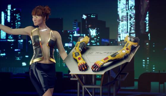 Une bonne métaphore du jeu à sa sortie. - Cyberpunk 2077