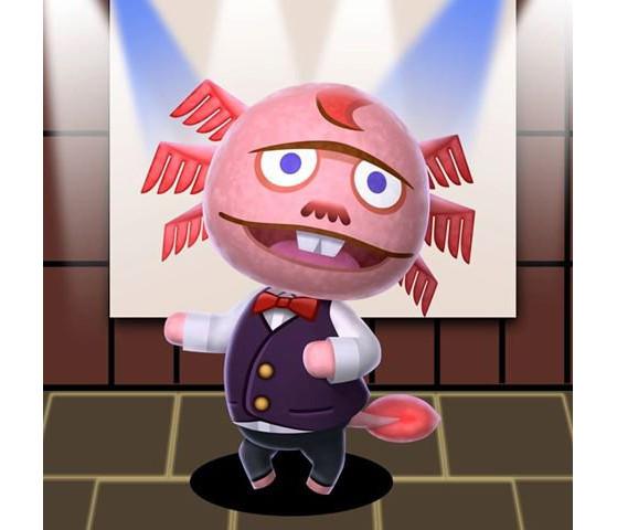 Le Docteur Ciboulot - Animal Crossing New Horizons
