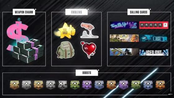Comment récupérer les récompenses de la Call of Duty League 2021 ?