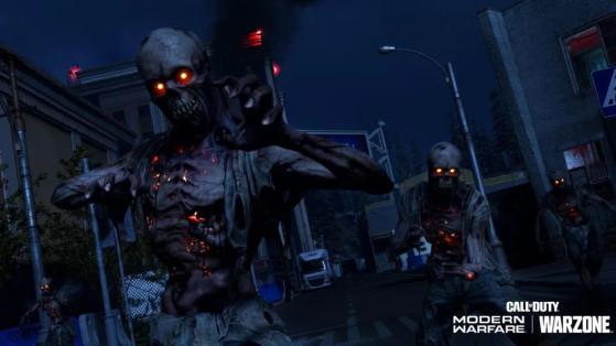 Un Zombie à monde ouvert pour Warzone nommé Outbreak ?