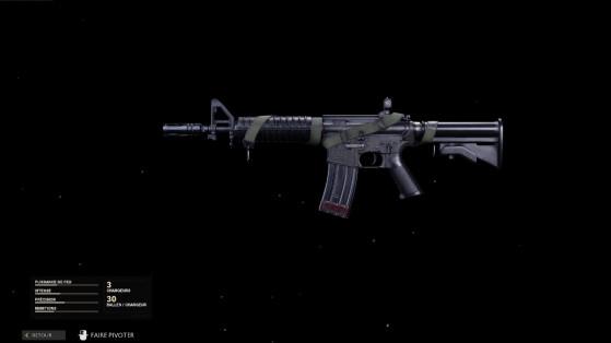 Quelle est la meilleure classe pour la XM4 sur Black Ops Cold War ?