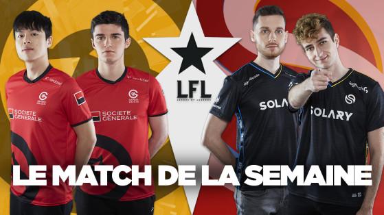 LoL — LFL 2021 : Solary vs GamersOrigin, le match de la Semaine 7