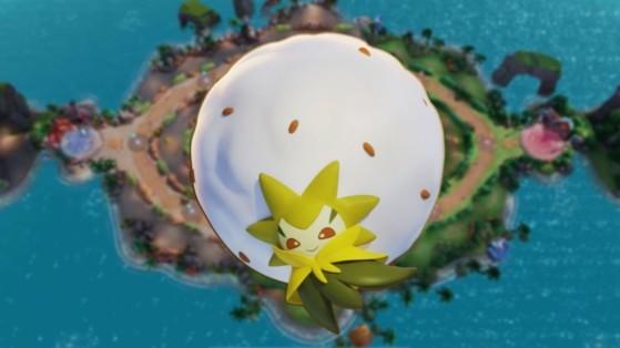 Blancoton (Eldegoss) Pokémon Unite : build, attaques, objets et comment le jouer
