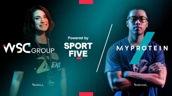 Fortnite : Kinstaar devient ambassadeur de la marque MyProtein