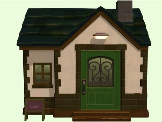La maison de Raymond - Animal Crossing New Horizons