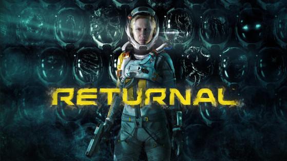 Test Returnal sur PS5
