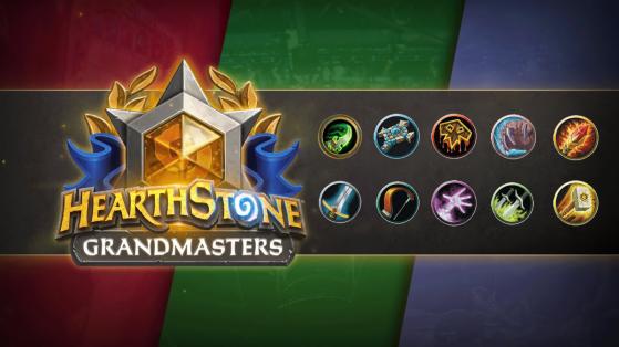 Hearthstone : Decks Grandmasters 2021 Europe, Amérique, APAC