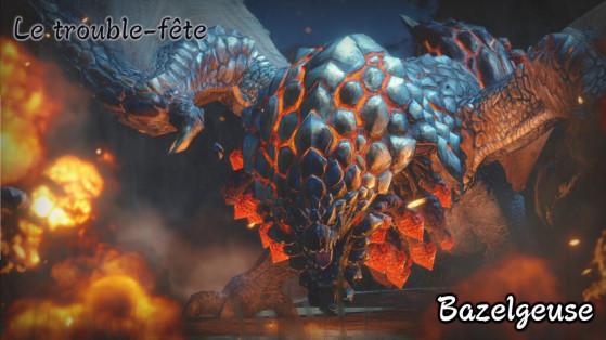 Bazelgeuse Monster Hunter Rise : Comment le battre, guide et astuces