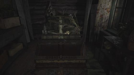 Labyrinthe Beneviento Resident Evil Village : Comment le compléter, position de la boule